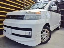 トヨタ ヴォクシー 2.0 X Gエディション 特別DVDシアターナビRモニター仕様