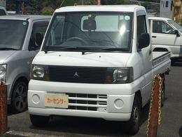 三菱 ミニキャブトラック 660 Vタイプ エアコン付