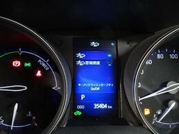安心装備・トヨタセーフティセンスPを装備しています。
