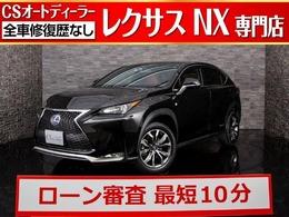 レクサス NX 300h Fスポーツ 禁煙車/赤本革シート/1オーナー車
