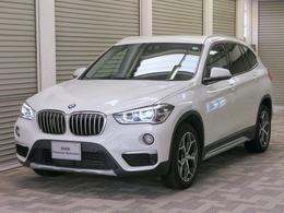 BMW X1 sドライブ 18i xライン Aトランク スマートキー 18AW Bカメラ
