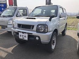 スズキ ジムニー 660 XG 4WD 社外マフラー アルミホイール フルセグナビ