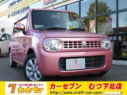 スズキ アルトラパン 660 G 4WD スマートキー シートヒーター CD