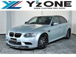 BMW M3セダン M DCT ドライブロジック Y'z Racing Carbonパーツ