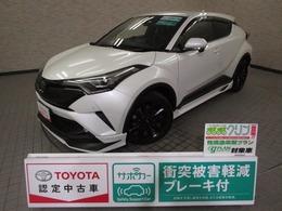 トヨタ C-HR 1.2 G-T 4WD メモリ-ナビ LED バックモニタ-