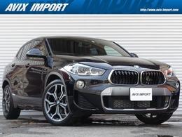BMW X2 xドライブ18d MスポーツX ディーゼルターボ 4WD コンフォート&AAセーフティPKG 新車保証