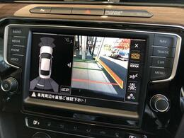 ●レーンアシスト付きバックカメラ:不安な駐車もこれで安心!レーンアシスト付きなので狭い箇所での駐車もラクラクです!