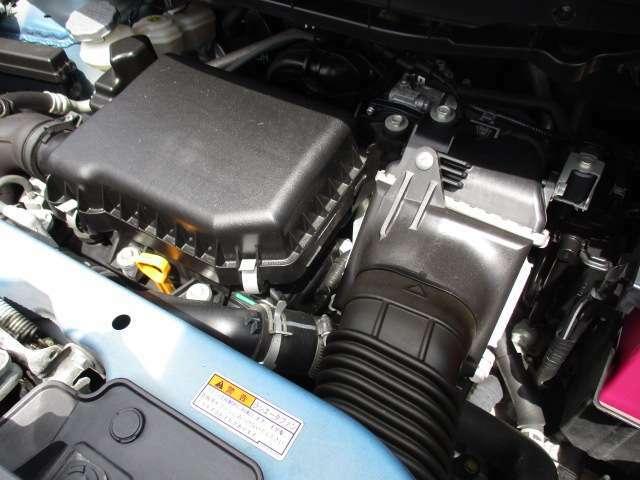 エンジンルームもご納車前に再度点検してからご納車いたしますので安心してお乗り頂けます。