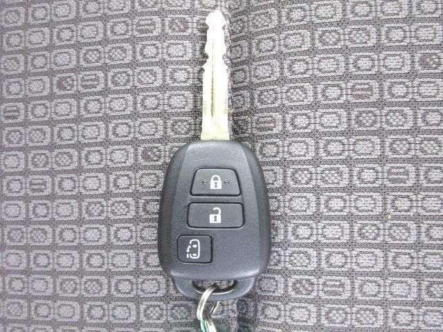 ワイヤレスキー仕様の車両になります!