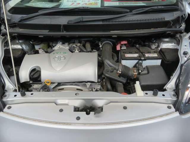 1500ccのガソリンエンジンを搭載!