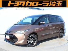 トヨタ エスティマハイブリッド 2.4 アエラス プレミアムG 4WD 純正大型液晶SDナビ・バックモニター