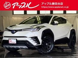トヨタ C-HR ハイブリッド 1.8 S リフトアップ/フルカスタム/MTタイヤ