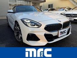 BMW Z4 M40i 黒革 19インチAW H/Kスピーカー