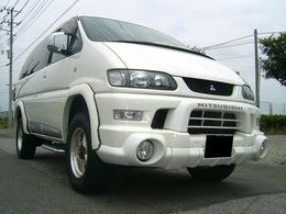 三菱 デリカスペースギア 3.0 シャモニー ハイルーフ 4WD