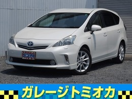 トヨタ プリウスα 1.8 S ツーリングセレクション ナビ TV HID クルコン 禁煙車 Bluetooth接