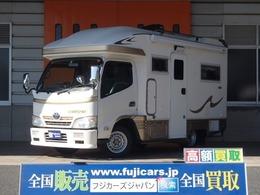 トヨタ カムロード バンテック ジルスキップ 3.0 DT 家庭用エアコン FFヒーター SDナビ