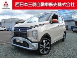 三菱 eKクロス 660 T 4WD フルセグTV・CDチューナー・ナビ搭載車.