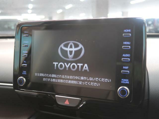 【純正ディスプレイオーディオ】搭載!バックカメラ、Bluetooth機能搭載です!!