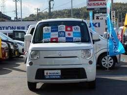 MRワゴンは、お洒落な見ためから若い女性や男性にも人気のあるお車です!
