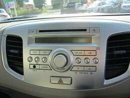 車両一体式純正CD・ラジオ