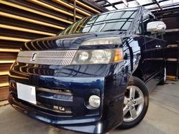 トヨタ ヴォクシー 2.0 Z 特別限定DVDシアタ黒本革後フリップD仕様