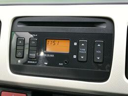 【純正CDオーディオ】CD機能可能です♪ドライブが楽しくなりますね☆