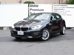 BMW 1シリーズ 118d プレイ ディーゼルターボ 元弊社デモカー ナビ コンフォート