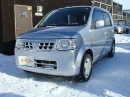 日産 オッティ 660 E FOUR 4WD ナビ・夏・冬タイヤ・エンスタ
