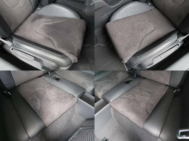 ●シートの使用感:破れ・へたりも少なく、ご覧の通りきれいな状態を維持しております。また、室内クリーニング・コーティングもご用命いただけます。