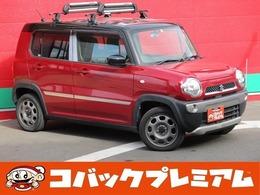 スズキ ハスラー 660 G 4WD 5速MT/ツートン/ナビTV/ETC/エネチャージ