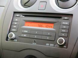 CDオーディオ装備車!!お好きな音楽を聞きながら快適なドライブが楽しめます!各種ナビの取付も可能ですので、お客様のこだわりをお聞かせ下さい☆お値打ち価格で好評販売中