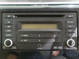 純正CDオーディオ『お好きな音楽を聞きながらのドライブも快適にお過ごしいただけます。』もちろん好評発売中の社外ナビ取付も可能です!!