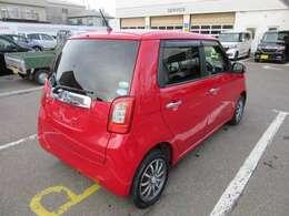 ご覧のお車は当社併設工場にて車検整備後お引渡しとなります。