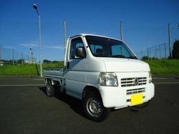 ホンダ アクティトラック 660 アタック 4WD ・エアコン/パワステ・デフロック