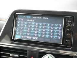 【 純正メモリナビ 】フルセグTV/DVD再生/Bluetooth/CD