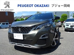 プジョー 3008 GTライン 登録済未使用車 7Km CarPlay 新車保証付