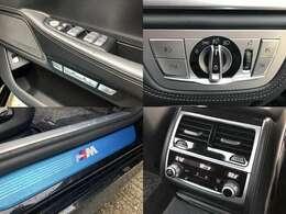 BMW7シリーズ【740i Mスポーツ】入荷致しました。ワンオーナーで当然禁煙車♪純正ナビ、純正アルミ、純正ETC、サンルーフ、後席モニター、電動リアゲート等装備多数でBMWの全てが詰まった1台となっております。