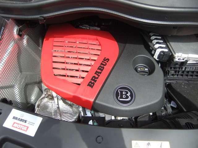 BRABUS D25コンプリートエンジン