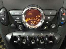 「オートエアコン」 設定した温度まで自動で調整♪上手に使えば燃費に貢献!