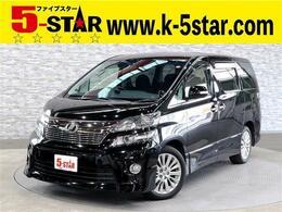 トヨタ ヴェルファイア 3.5 Z Gエディション 4WD ナビBカメTV電動Sオットマン両自動D純AW