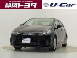 トヨタ SAI 2.4 S メーカー装着HDDナビ バックモニター