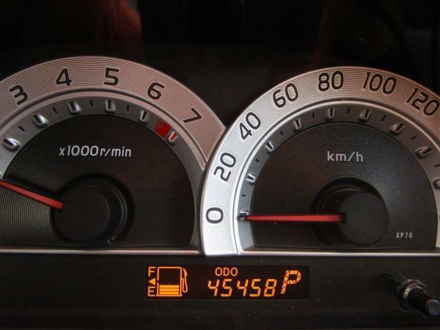 走行距離は45000K!
