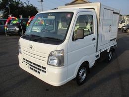 スズキ キャリイ 660 冷凍車 1WAY 4WD