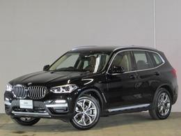 BMW X3 xドライブ20d xライン ディーゼルターボ 4WD 認定中古車 ワンオーナー LED Rカメラ