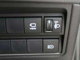 夜間など暗い道をロービームで走行中、単眼カメラで前方の状況を検知。街灯などが無くて暗い場合、見やすいように自動でハイビームに。前走車や対向車を検知すると、ロービームに切り替えます。