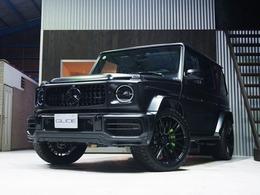 メルセデスAMG Gクラス G63 4WD グリッドカスタムver. 電動サイドステップ