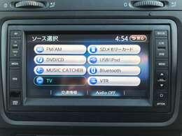 HDDナビ・TV・Bluetooth付きです!!