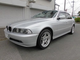 BMW 5シリーズ 525i ETC アルミ 本革 パワーシート