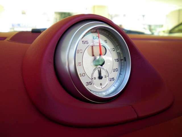 新車時メーカーオプションのスポーツクロノパッケージ&7速PDKスポーツプラス付です。新車時メーカーオプション100万円相当付です。詳しくは弊社ホームページをご覧くださいませ。http://www.sunshine-m.co.jp