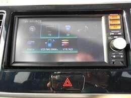 フルセグTV・CD再生機能がついてます